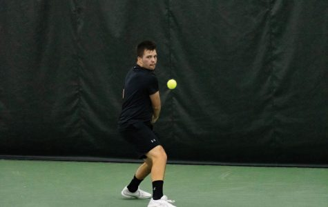 Men's Tennis: Nearly halfway through the season, Northwestern continues to display its resilience