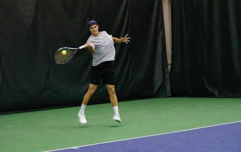 Men's Tennis: Northwestern wins two of three matches this weekend to improve to 5-5