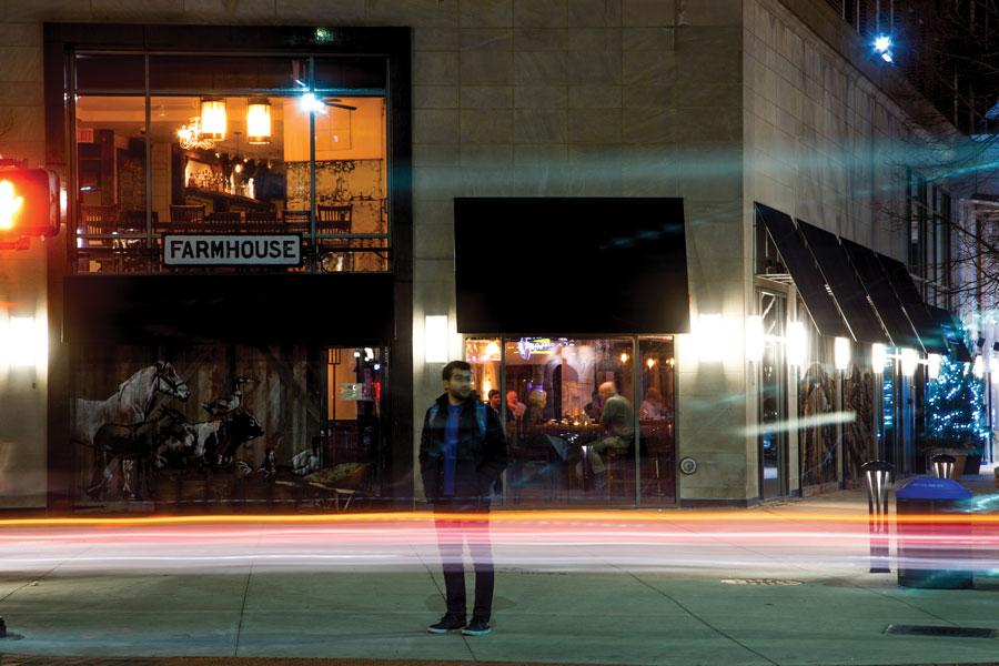 Farmhouse, located at 703 Church St. The restaurant is offering a three-course Prix Fixe menu for North Shore Restaurant Month.
