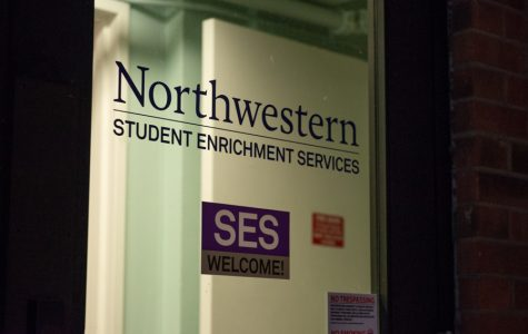 The office of Northwestern Student Enrichment Services. Hundreds of students received financial support through SES's One Form program and over $330,000 was awarded to students last year