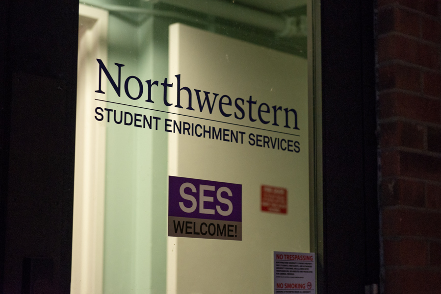 The+office+of+Northwestern+Student+Enrichment+Services.+Hundreds+of+students+received+financial+support+through+SES%E2%80%99s+One+Form+program+and+over+%24330%2C000+was+awarded+to+students+last+year