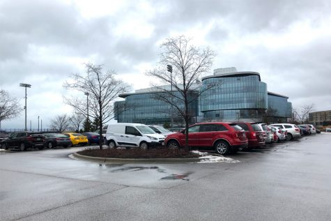High costs, inconvenience of on-campus parking leads students to take their cars elsewhere