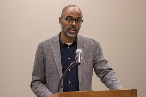Northwestern history professor emphasizes influence of black people in electing John F. Kennedy