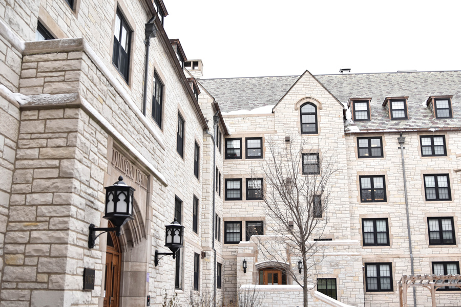 Willard Residential College. A cap on the number of returning students in residential colleges will be limited to the top 50 percent of point-earners in each residential college population