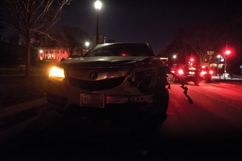 Evanston Police report 13 percent reduction in crashes on Ridge Avenue