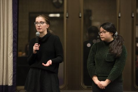 ASG introduces resolution urging Northwestern establish first-generation, low-income student center