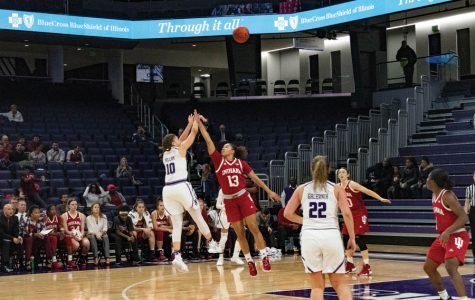 Women's Basketball: Northwestern erases an 18-point deficit, advances to the Elite Eight of the WNIT