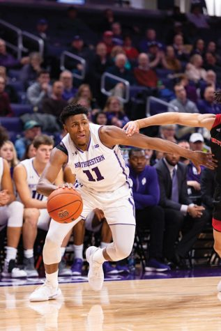 Men's Basketball: Anthony Gaines has the green light in 59-50 loss to Rutgers