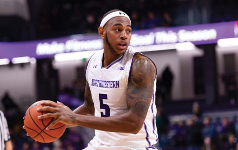 Men's Basketball: Once again, Northwestern deals with the problem of an inefficient offense when Dererk Pardon is quiet