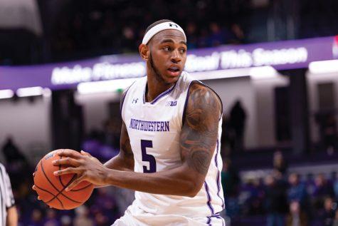 Men's Basketball: Once again, Northwestern deals with the problem of an inefficient offense when Dererk Pardon is quiet