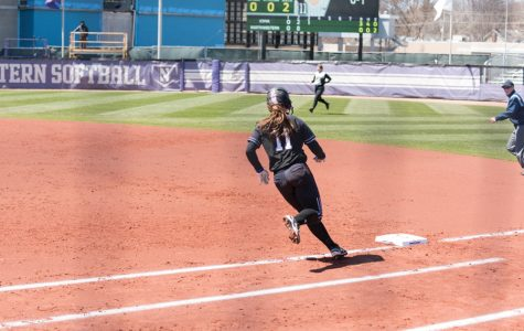 Softball: Freshmen shine as Northwestern opens season 4-1