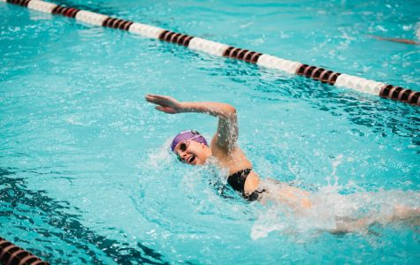 Swimming: Northwestern falls to Minnesota, Purdue in Senior Meet