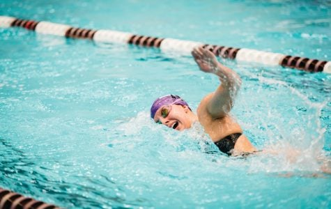 Women's Swimming: Northwestern finishes the team portion of the season, taking seventh at Big Ten Championships
