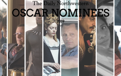The Monthly: Oscar Nominees 2019
