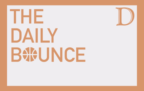 "The Daily Bounce: NU Players in Review, ""Over/Under,"" Preferred Tournament Foe?"