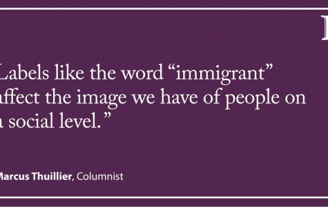 Thuillier: For immigrants, labels simplify necessary complexities