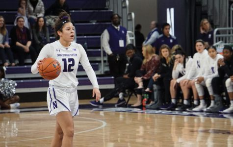 Women's Basketball: Northwestern prepares for final regular season game against Iowa