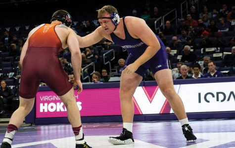 Wrestling: Amid rough stretch, Northwestern set to face Michigan State and No. 4 Michigan