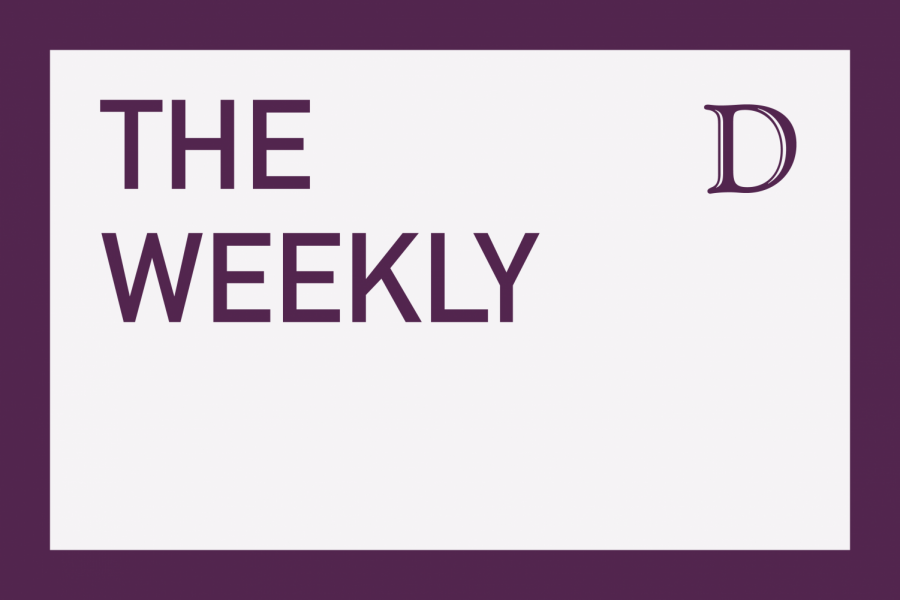 The Weekly: SNL cast member Pete Davidson visits campus. Do comedians owe it to their audiences to be politically correct?