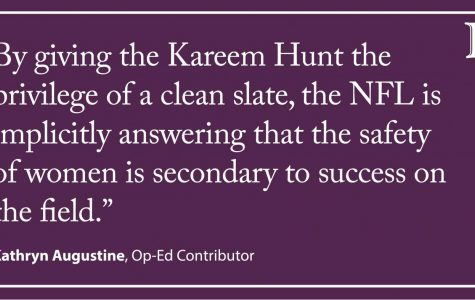 Augustine: The NFL should stop placing success over women's wellbeing