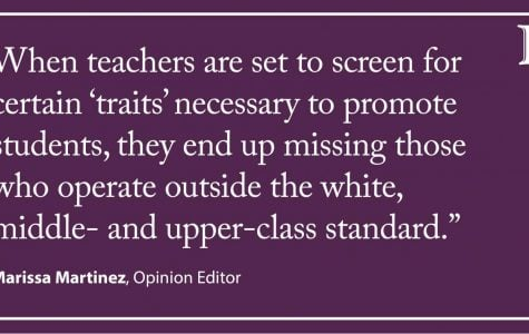 Martinez: Gifted education is systematically denied to minority students