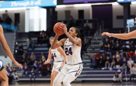 Women's Basketball: NU drops first game in over two weeks in loss to Minnesota