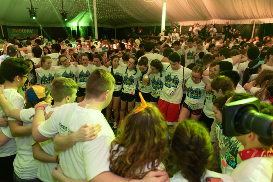 Dance Marathon 2019 raises over $1.1 million for CIS Chicago, Evanston Community Foundation