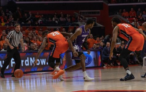 Rapid Recap: Illinois 81, Northwestern 76