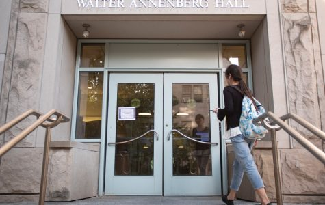 Annenberg Hall, home of the School of Education and Social Policy. SESP is expanding its collaboration with District 65 using $6 million in National Science Foundation grants.