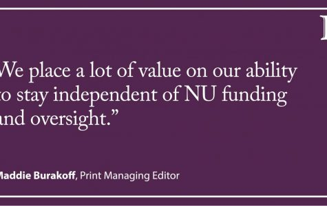 From the Newsroom: The Daily and Northwestern