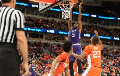 Men's Basketball: Northwestern's season ends against Illinois 74-69 in a heartbreaking fashion