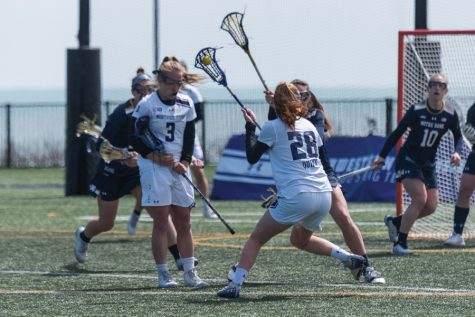 Lacrosse: Wildcats to face goliath Boston College
