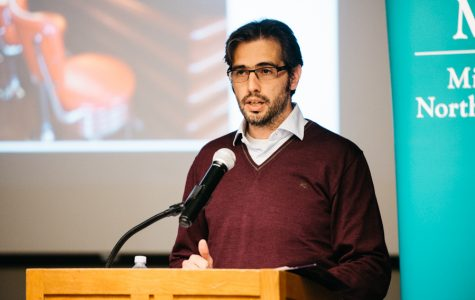 NU-Qatar professor examines political violence in Lebanon at MENA and Evanston library event