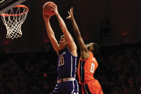 Men's Basketball: Northwestern facing a team with NCAA hopes on the line