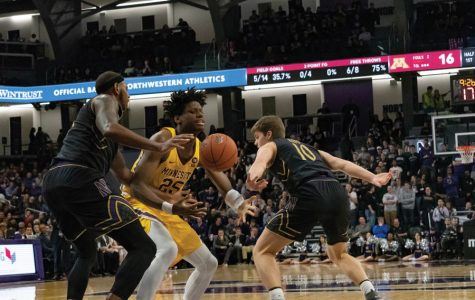 Men's Basketball: Poor shooting, turnovers plague Cats as they lose ninth straight to Minnesota