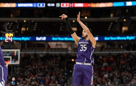Men's Basketball: Aaron Falzon to transfer from Northwestern