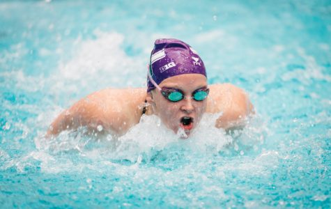 Men's Swimming: Northwestern takes ninth at Big Ten Championships for third straight year