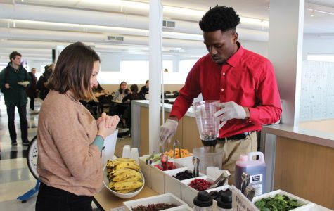 National Nutrition Month at Northwestern aims to seat 'nutritious and delicious at the same table'