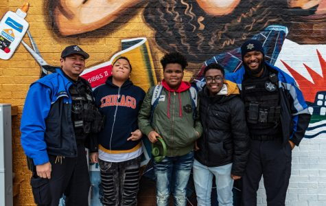 Evanston Organizes: Officer and Gentlemen Academy rallies community around youth