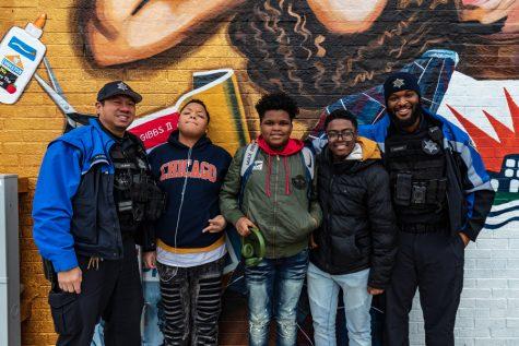 Evanston Organizes: Officer and Gentlemen Academy rallies community around youth