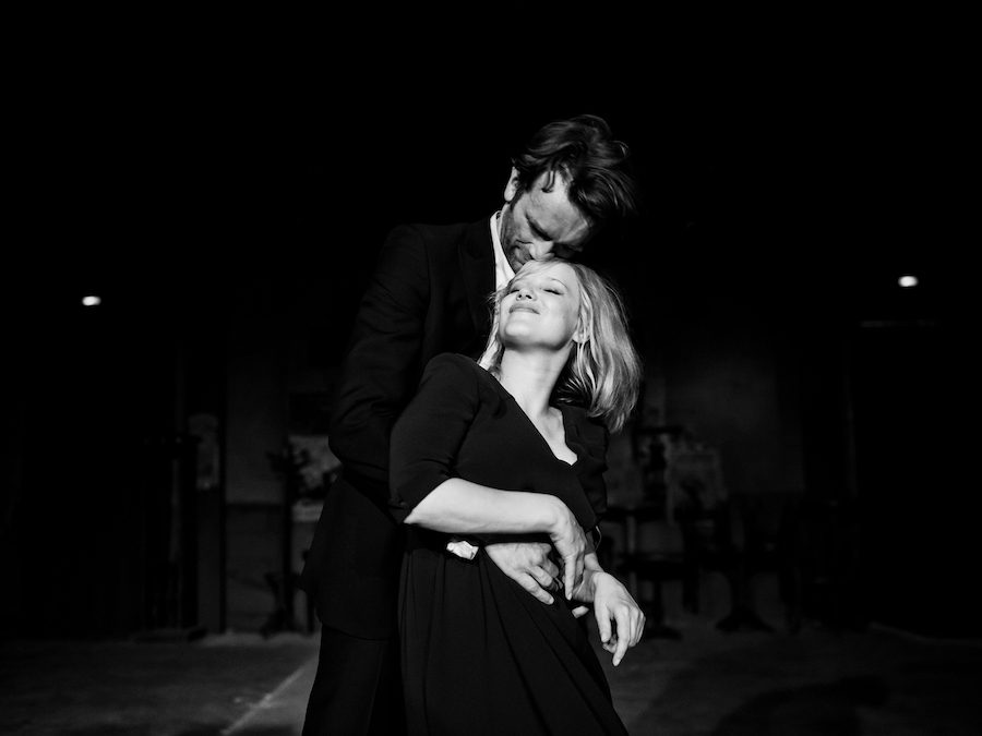 Joanna Kulig and Tomasz Kot in 'Cold War.' Set in the aftermath of World War II in Poland, the film follows a man and a woman as they fall in and out of love in a repressive world.