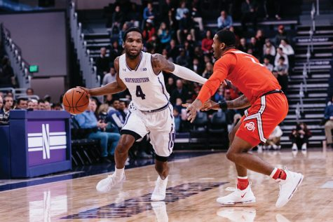Men's Basketball: Wildcats take advantage of Wesson-less Ohio State in first half en route to win