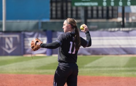 Softball: Pitching staff carries Northwestern to 3-1 weekend at Stanford Invitational