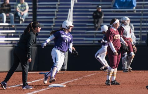 Softball: Northwestern searching for stability in leadoff spot ahead of Oklahoma tournament