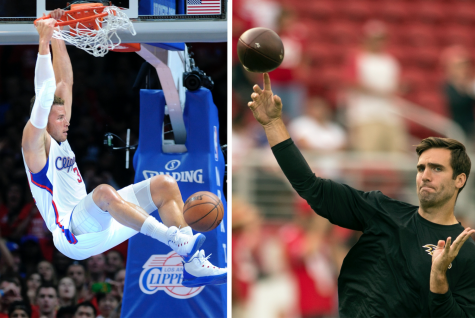 Closson: An ode to the Blake Griffin's and Joe Flacco's of my best sports memories
