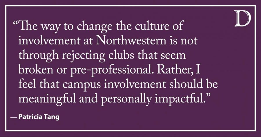 Letter to the Editor: Extracurriculars are not just resume bullets
