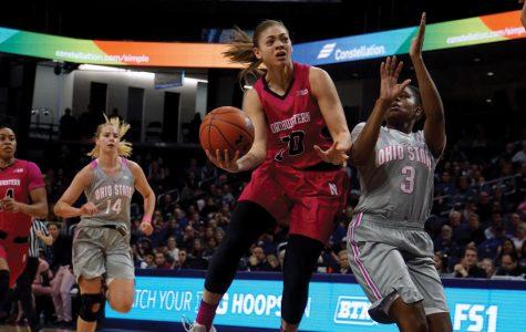 Women's Basketball: Northwestern watches Michigan State run big to end its season
