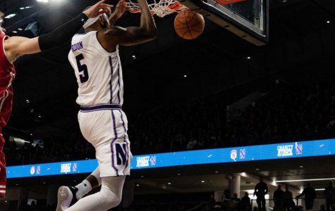 Men's Basketball: Northwestern falls to Purdue on Senior Day, 70-57