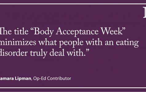 Lipman: Northwestern needs to do better to support people with eating disorders