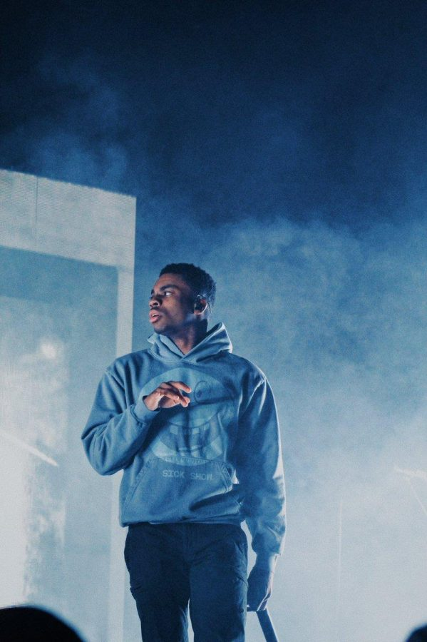 (Courtesy: Vince Staples' Facebook page) Long Beach native Vince Staples will headline 2019's A&O Ball.
